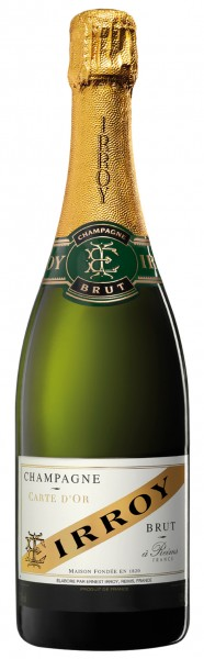 IRROY CHAMPAGNE Brut Carte d'Or