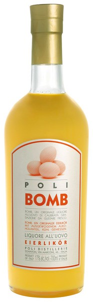 Poli Kreme 17 Bomb Likör mit Ei