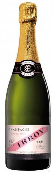 IRROY CHAMPAGNE Brut Carte d'Or Rose