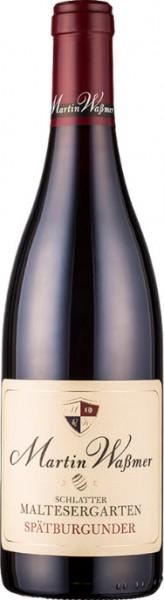 Schlatter Maltesergarten Spätburgunder Qualitätswein trocken 2016