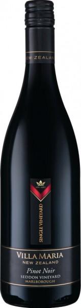 Single Vineyard Seddon Pinot Noir 2018/19
