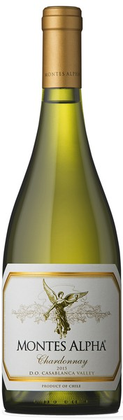Montes Alpha Chardonnay 2017/18