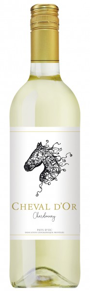 CHEVAL D'OR CHARDONNAY 2018