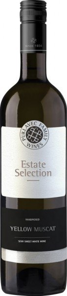 Estate Selection Yellow Muscat 2019