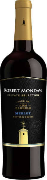 Private Selection Merlot Rum Barrel Aged 2019