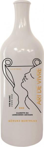 Art de Vivre Clairette Languedoc AOP blanc 2018/19