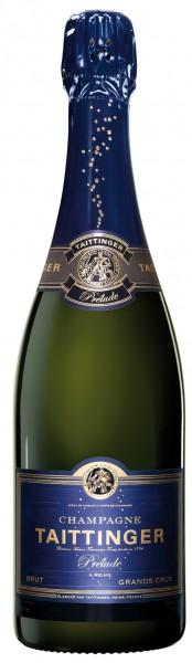 TAITTINGER Champagner Prélude Brut Grands Crus