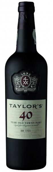TAWNY 40 YARS OLD Douro DOC-Copy
