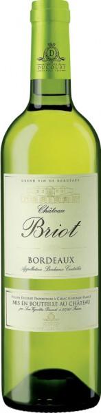 Château Briot Blanc 2019