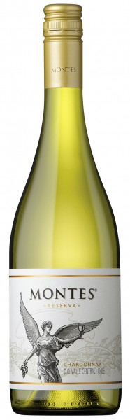 Montes Reserva Chardonnay 2017